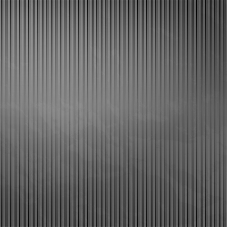 Striped old metal surface Vector