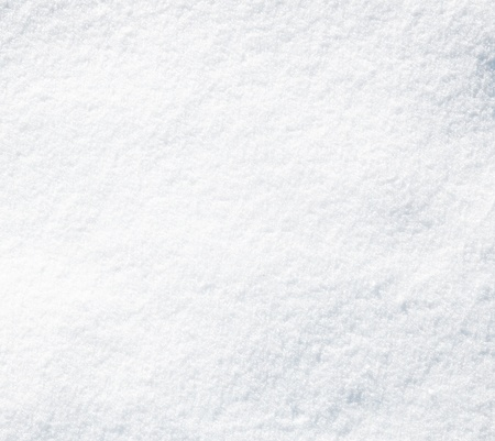 the ground: White snowsurface  for the background Stock Photo