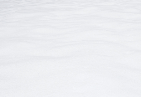 ice surface: Pattern of the snow texture