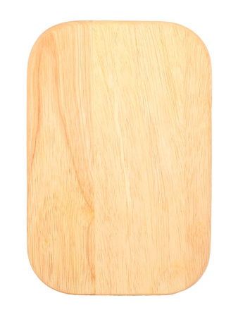cutting boards: Chopping table isolated on white