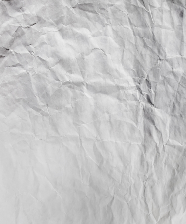Wrinkled paper surface or background photo