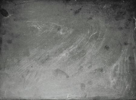 Black chalk board surface photo
