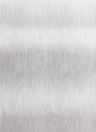 brushed metal: Brushed aluminum metal surface