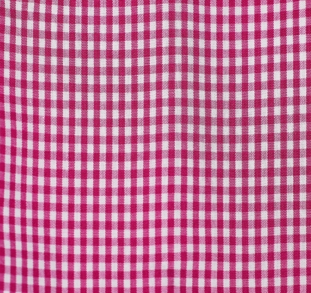 Checkered dining red table cloth Stock Photo - 17308876