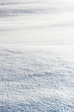 natureal: Natureal winter snow surface