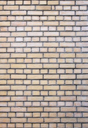 New brick wall photo