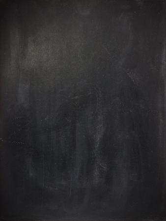 Clean chalk board