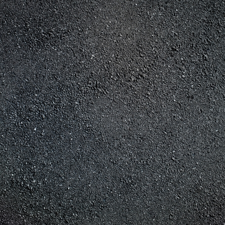 Asphalt surface of road photo