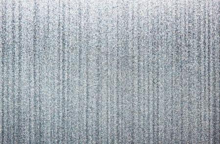 sleek: Metallic lined brushed surface  Stock Photo
