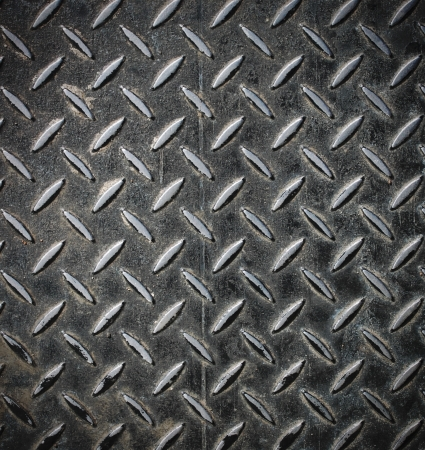 metal grate: Lined metal surface texture