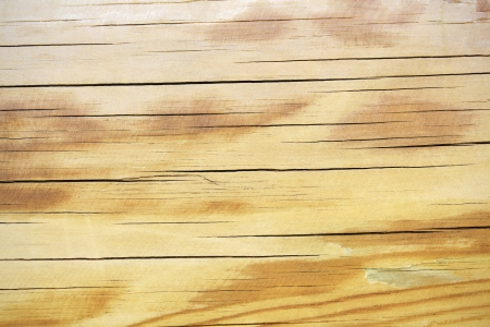 Wooden polished background photo