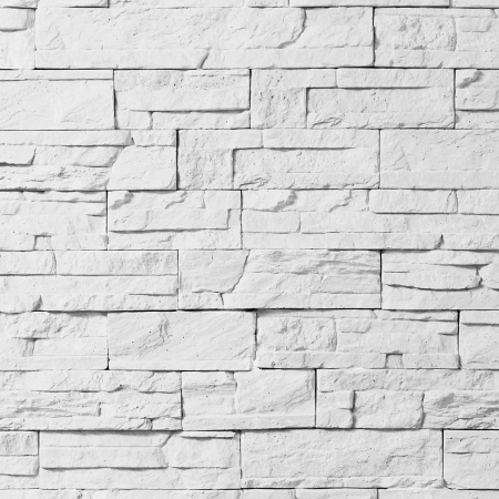 limestone: Decorative brick wall