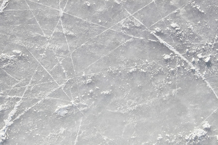snow drops: Pattern of the ice surface background Stock Photo