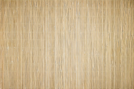 Background of the bamboo mat photo