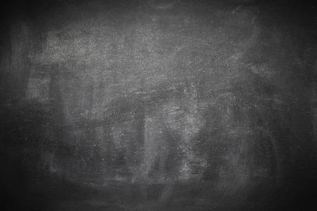 Clean brushed educational blackboard frame
