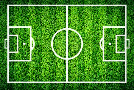 pasto sintetico: Fútbol o fútbol campo verde