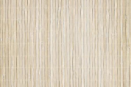 Antecedentes de la estera de bambú