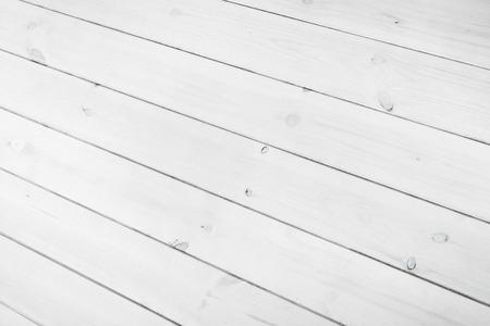 Le tavole di legno bianche possono essere utilizzate come sfondo