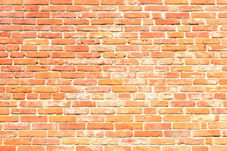 wall texture: Red brick wall texture or background
