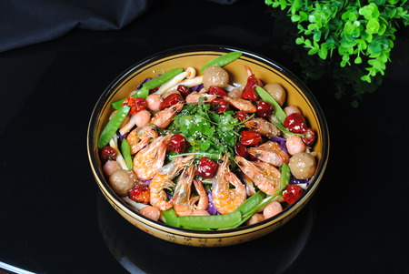 spicy: Spicy shrimp
