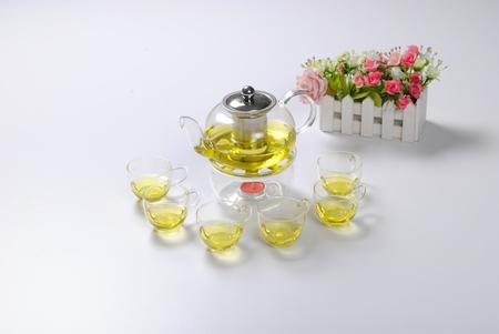 Tea cup teapot