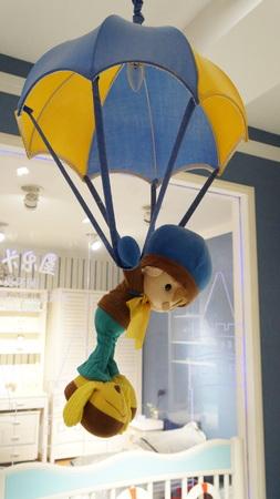 Parachute lamp Editoriali
