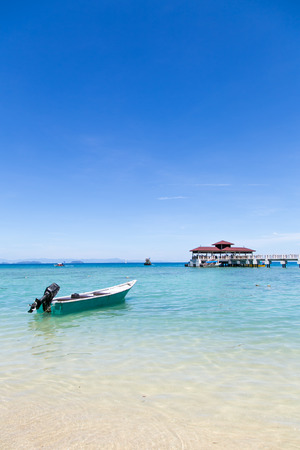 perhentian: The Boat & Jetty