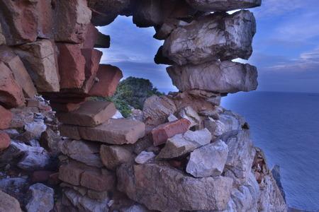 clody: rock view buggerru