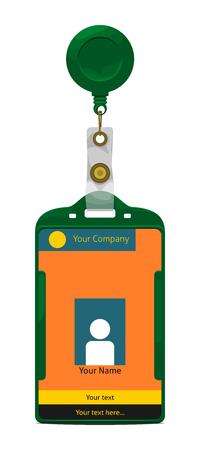 card holder: ID Card Holder