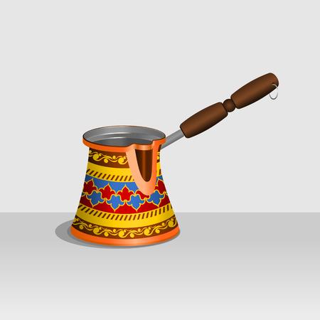 mediterranian style: Cezve Turkish Coffee Pot