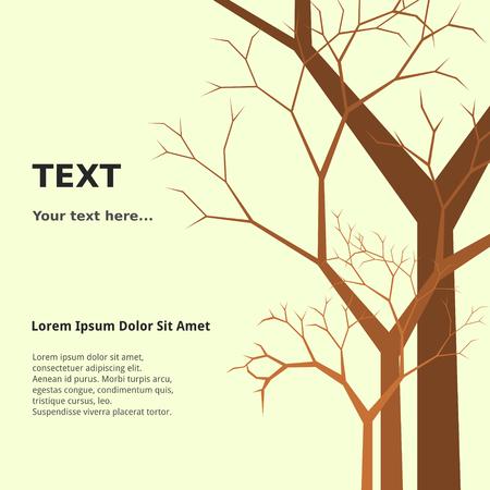 leafless: Leafless Tree Background