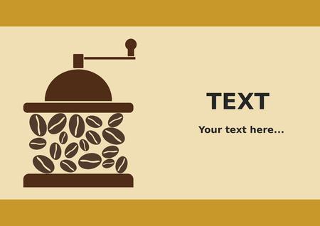 grinder: Manual Grinder Coffee Background