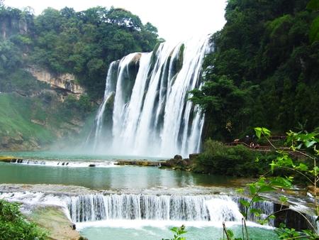 Huangguoshu Falls Stok Fotoğraf