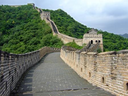 Die Mutianyu Große Mauer