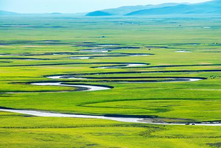 Qu River scenery