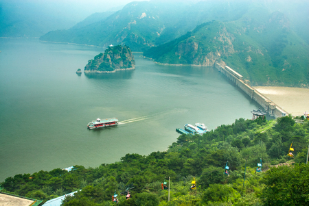 The small Three Gorges of the North