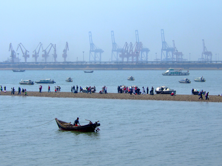 port of jinzhou