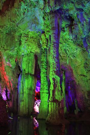 JIU Xiang caves