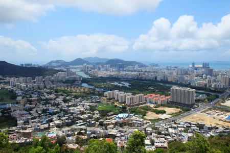 Sanya scenery