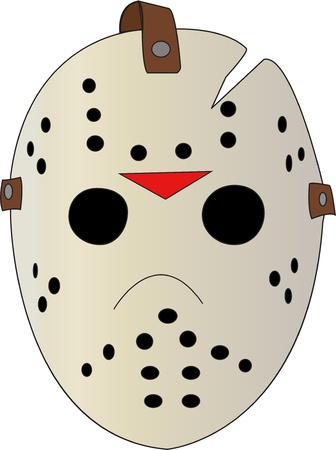 13th: FRIDAY THE 13TH JASON HOCKEY MASK
