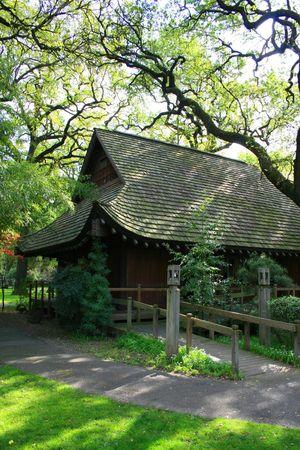 Chambre japonaise Banque d'images - 2914266