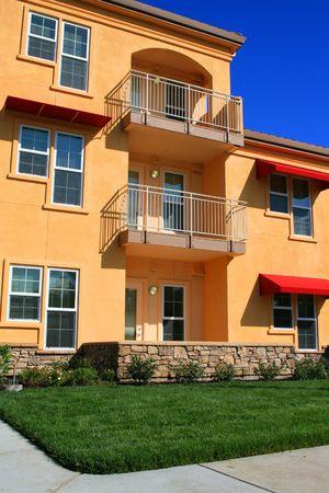 appartment: Modern Appartment Complex
