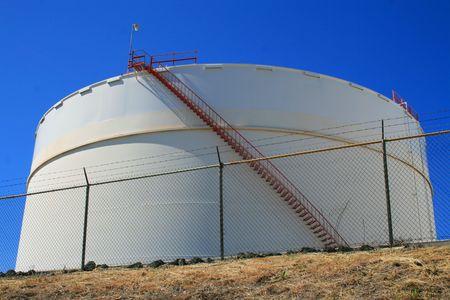 Oil Storage Tank photo