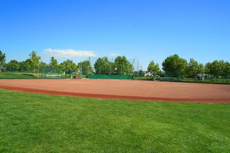Baseball Field photo