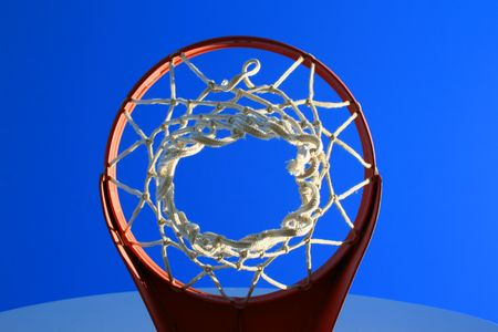 backboard: Basketball Net And Backboard