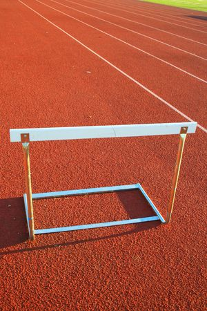 Track and Field Hurdle