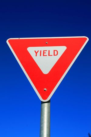 Yield Sign photo