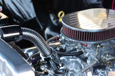 motor show: Car Engine