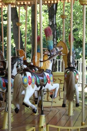 Carousel Ride photo