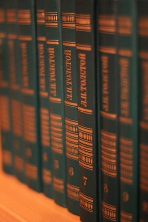 antiquarian: Antiquarian Books Stock Photo